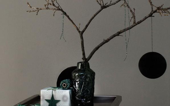 Veckans stilleben – grön julinspi...